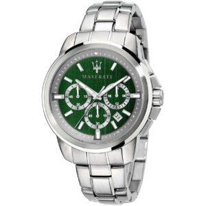 Maserati Successo orologio cronografo uomo R8873621017