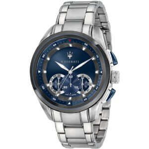 orologio cronografo uomo Maserati traguardo