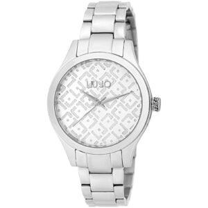 orologio solo tempo donna Liujo Ownstyle silver